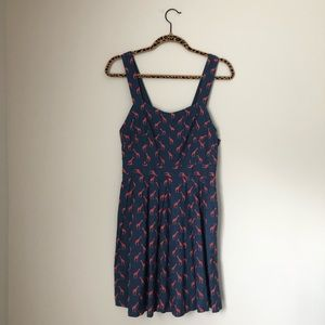 Urban Outfitters Dresses - Urban Outfitters COOPERATIVE Giraffe Dress
